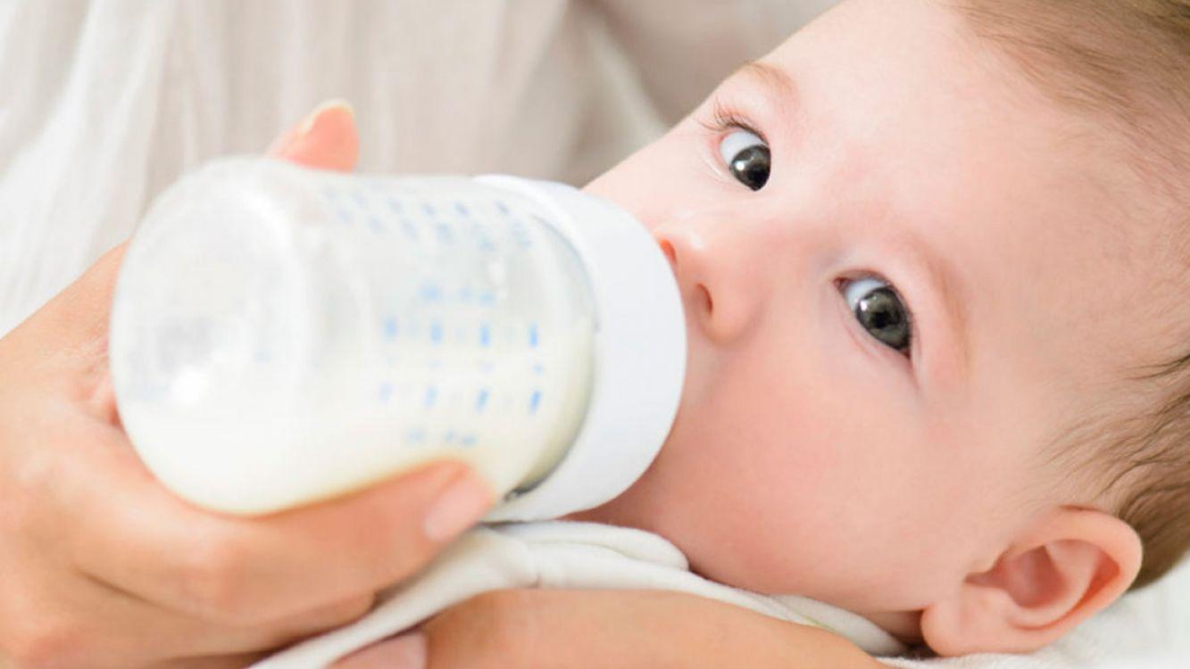 Los bebés que nacen por cesárea tienen doble riesgo de padecer alergia a la leche de vaca