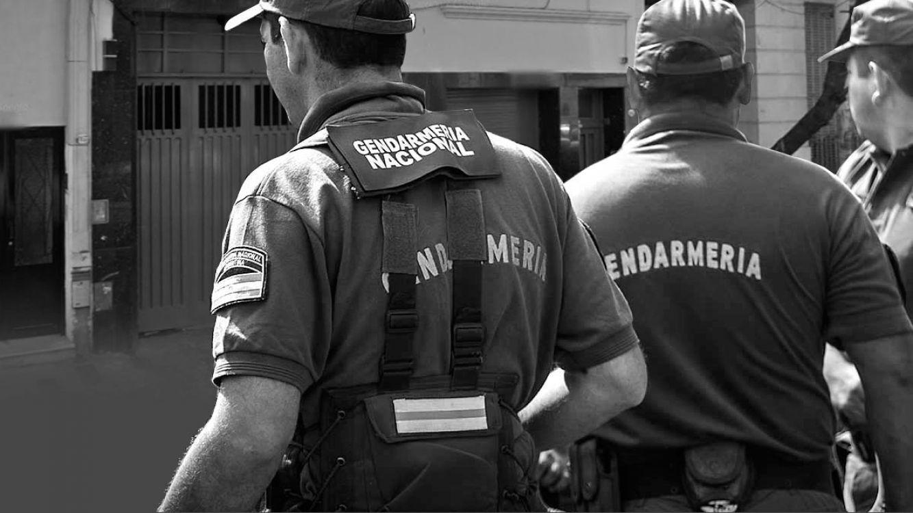 Foto Alusiva. Gendarmería Nacional por Florencia Vizzi