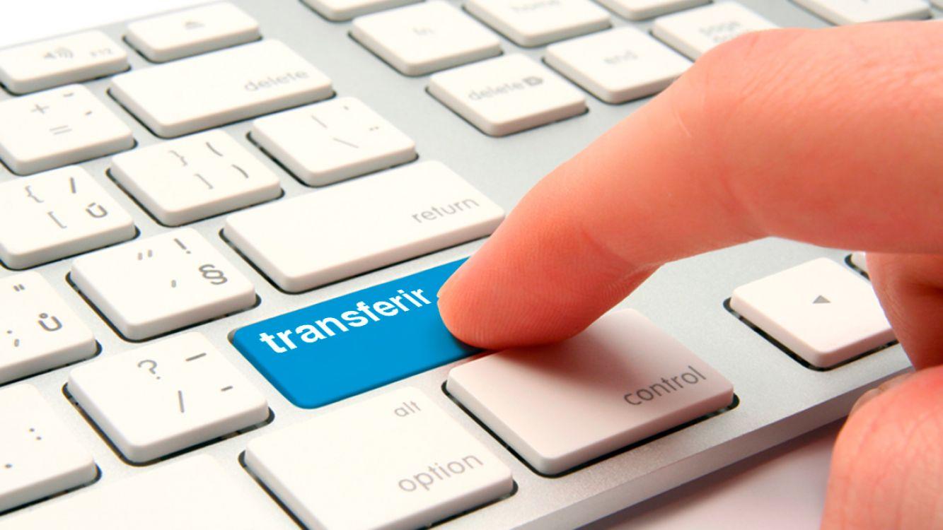 El Banco Central eliminó los límites de montos para transferencias bancarias