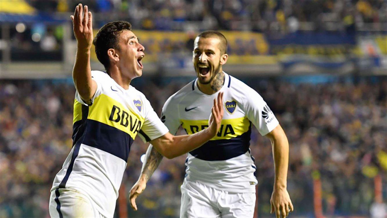 Boca volvío al triunfo y goleó a Arsenal. Es líder único!