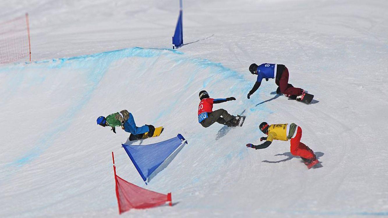 Cerro Catedral será escenario de la Copa del Mundo de Snowboard Cross
