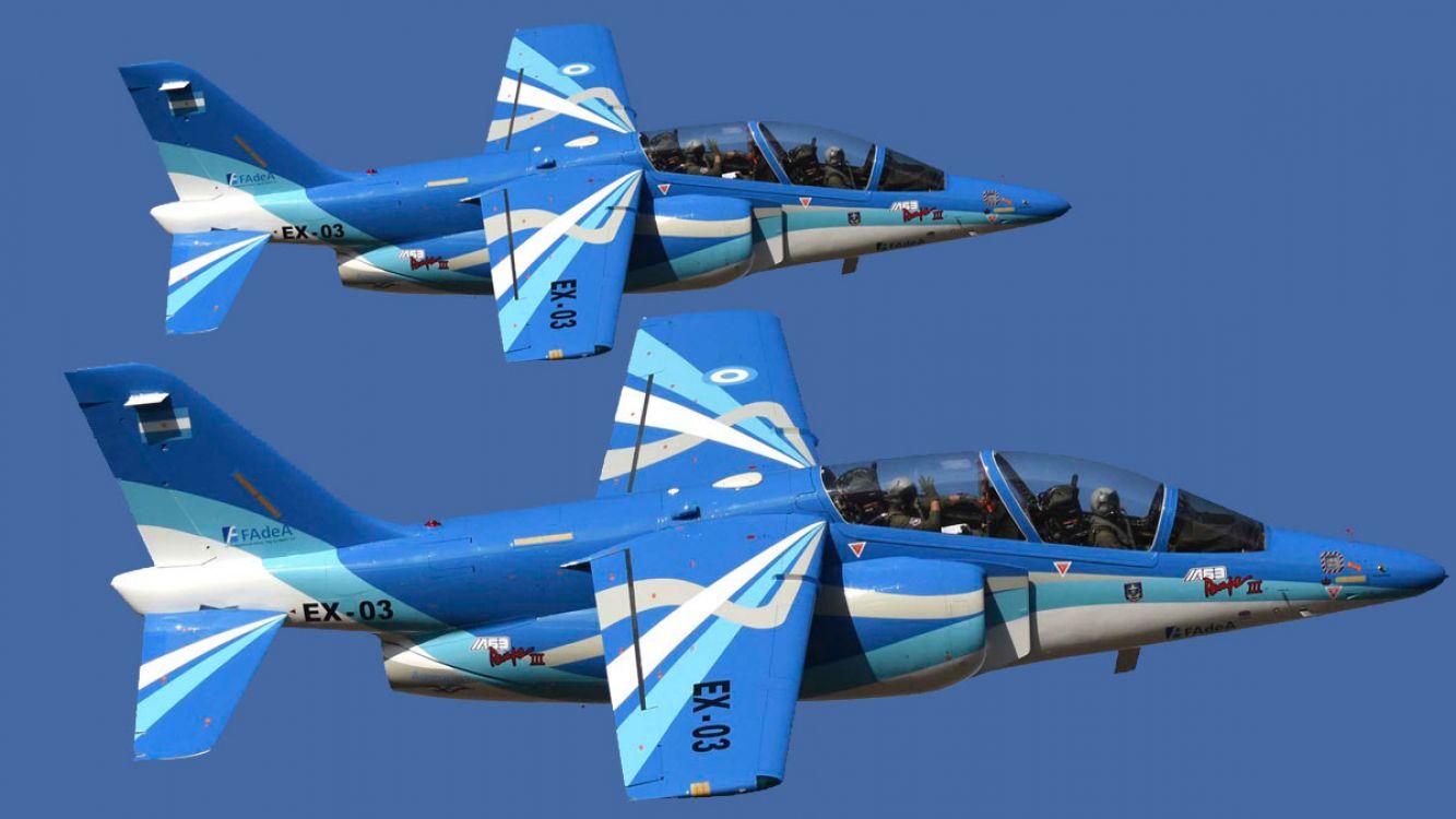 Dos aviones Pampa interceptaron un avión ilegal en vuelo, pero logró escapar hacia Bolivia