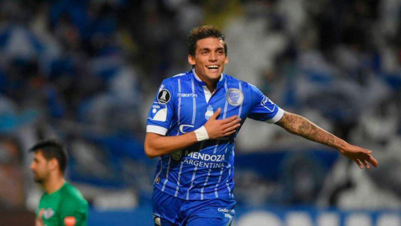 Godoy Cruz de mendoza empató con Libertad y ya clasificó en los octavos de final de la copa