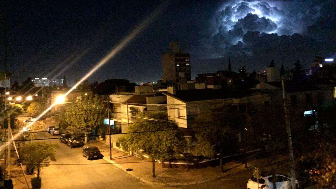 Alerta meteorológica para Córdoba