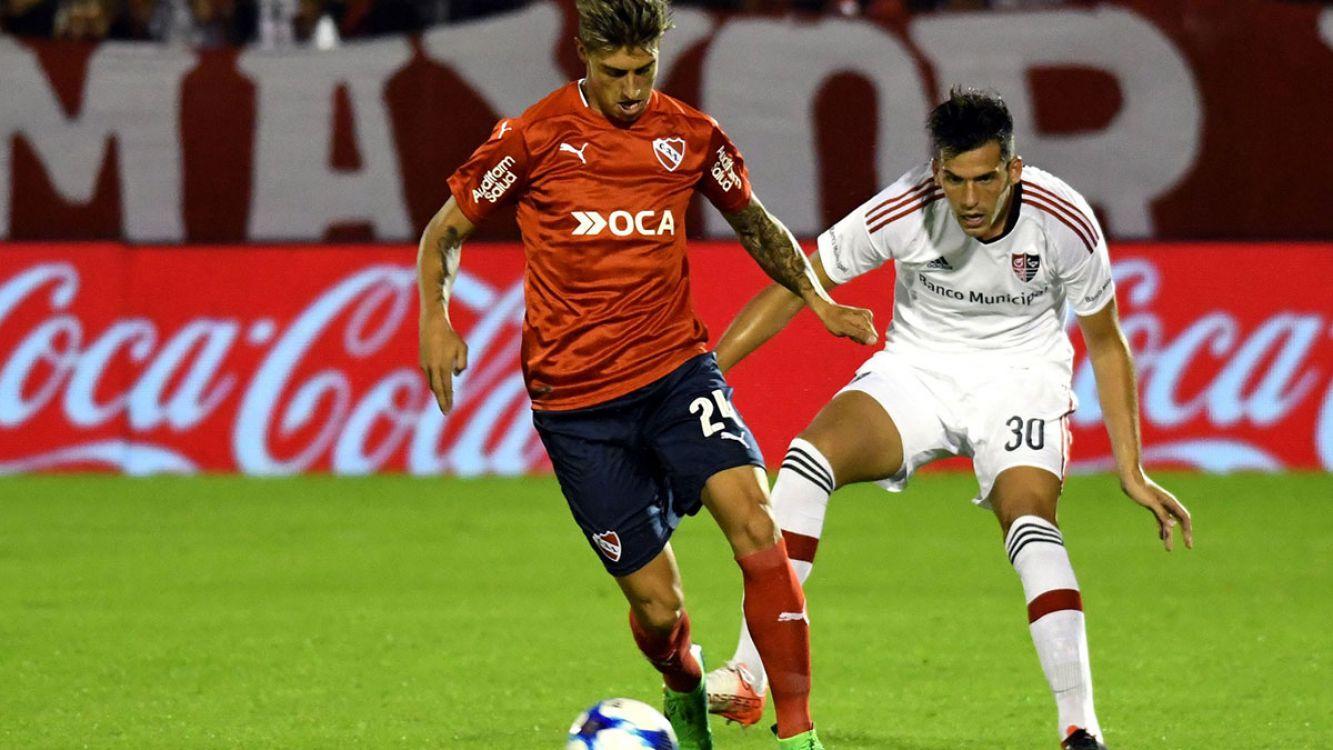 Rigoni una de las estrellas de Independiente