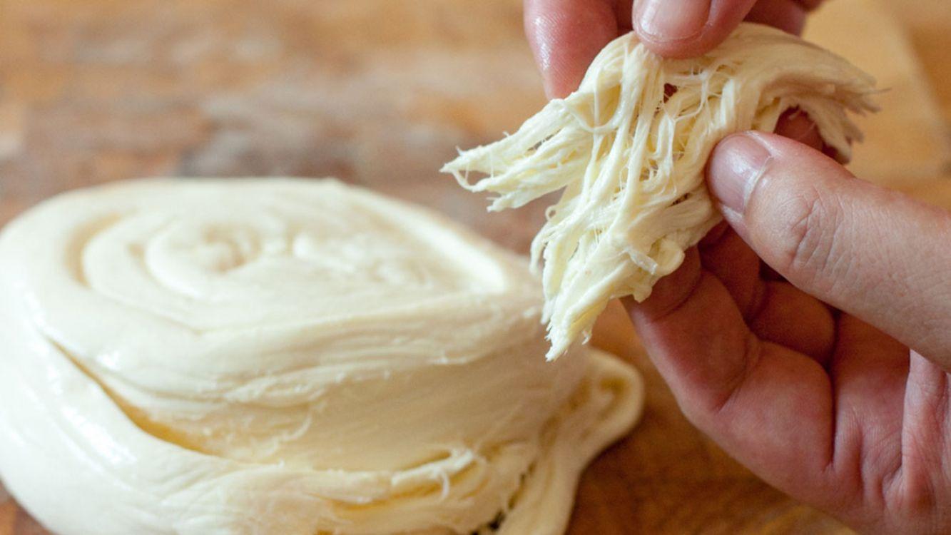 Quesillo o también conocido como quesillo blanco