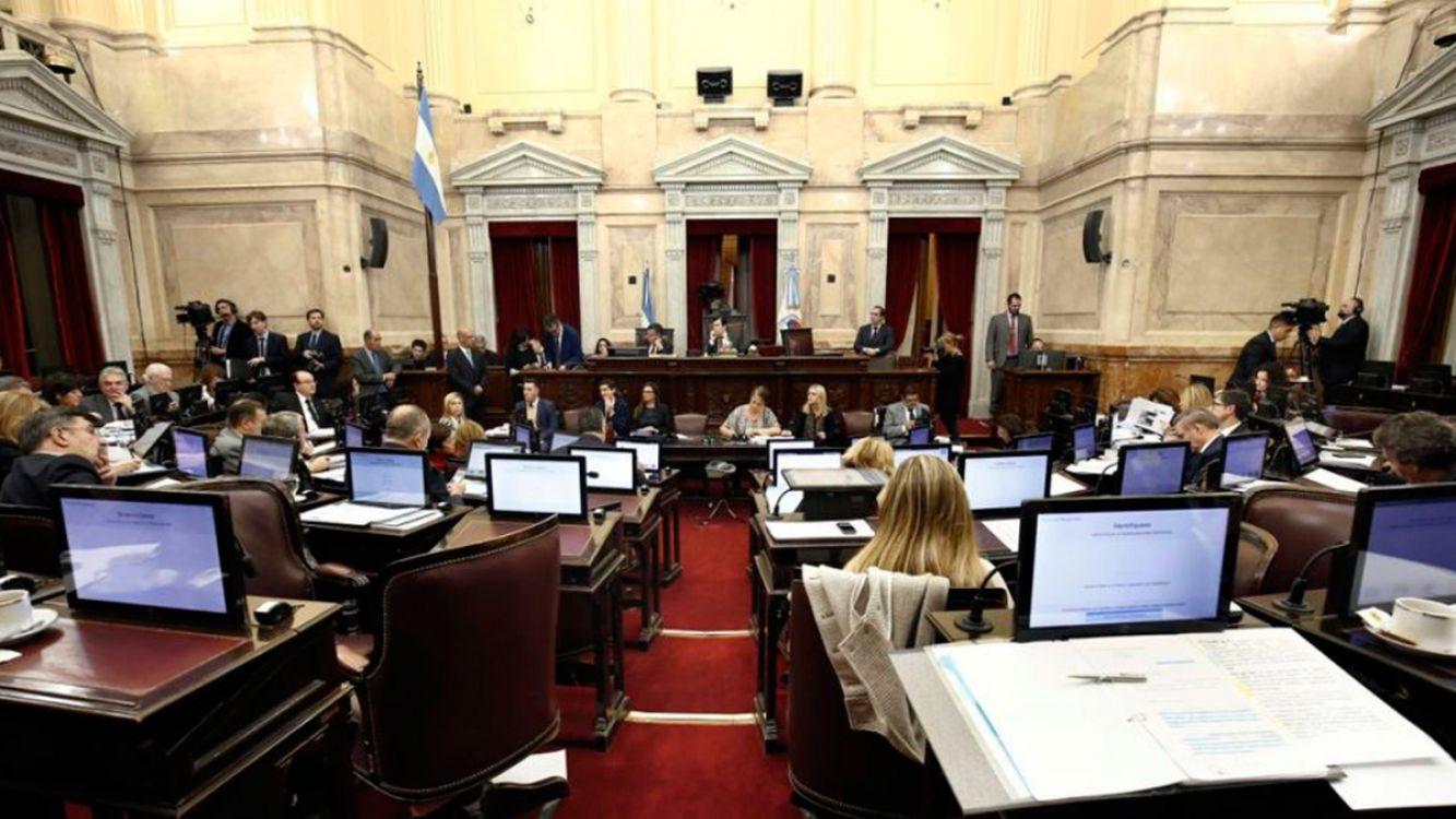 Senado aprobó la reforma a la ley 2x1 para represores