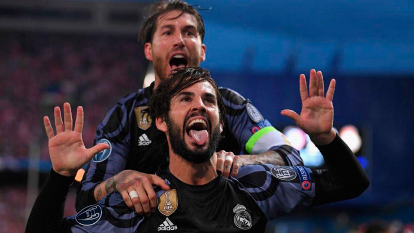 Real Madrid aguantó y jugará la final ante Juventus en Cardiff
