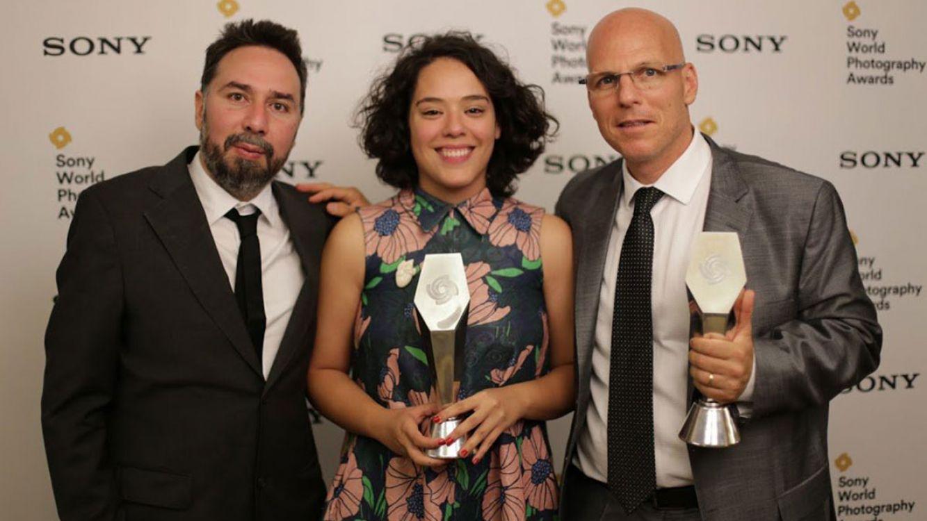 Michelle Gentile ganó el premio mundial más importante para estudiantes de fotografía