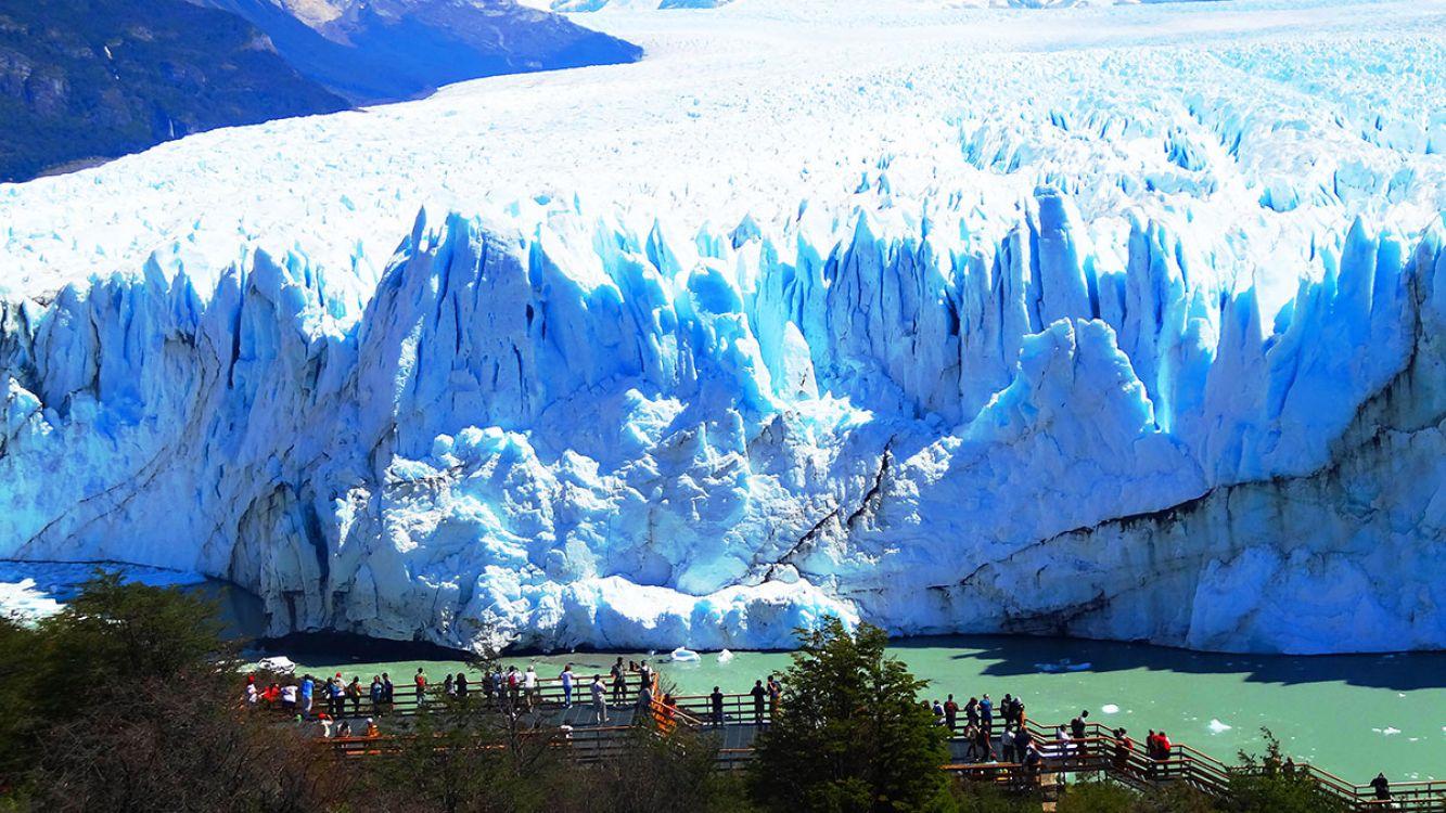 El Parque Nacional Los Glaciares cumple 80 años