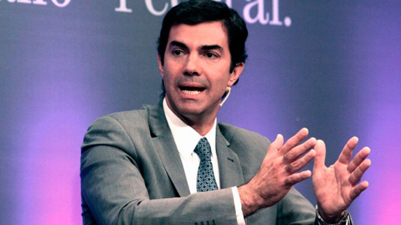 Juan Manuel Urtubey, gobernador de Salta, disertó en la Universidad Camilo José Cela, en Madrid.