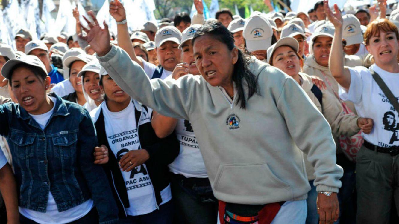 Elevan a juicio a Milagro Sala y 31 personas por asciación ilícita y defraudación al Estado
