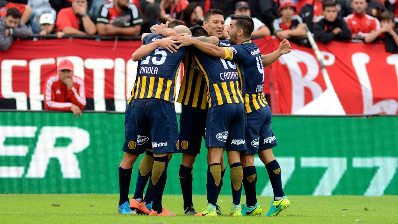 Rosario Central le ganó 3-1 a Newels en su cancha