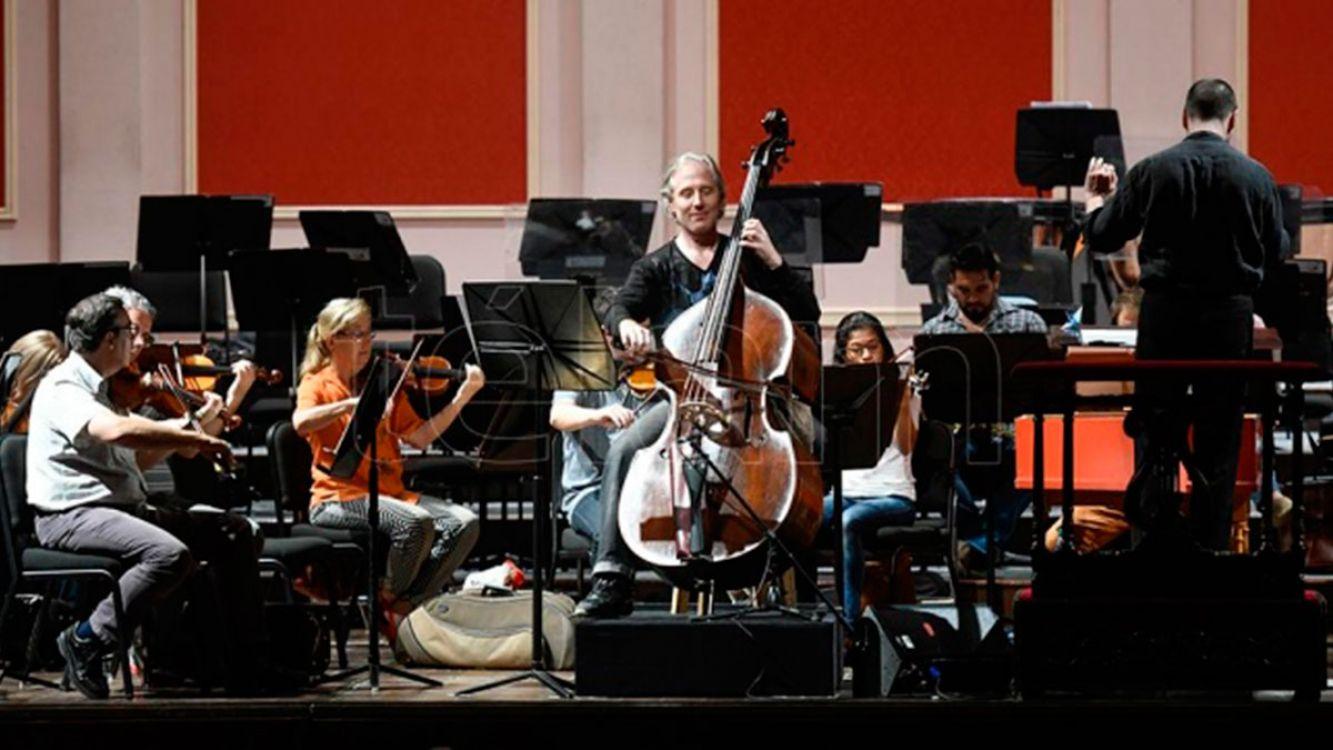 La Filarmónica de Buenos Aires se presenta en el Teatro Colón