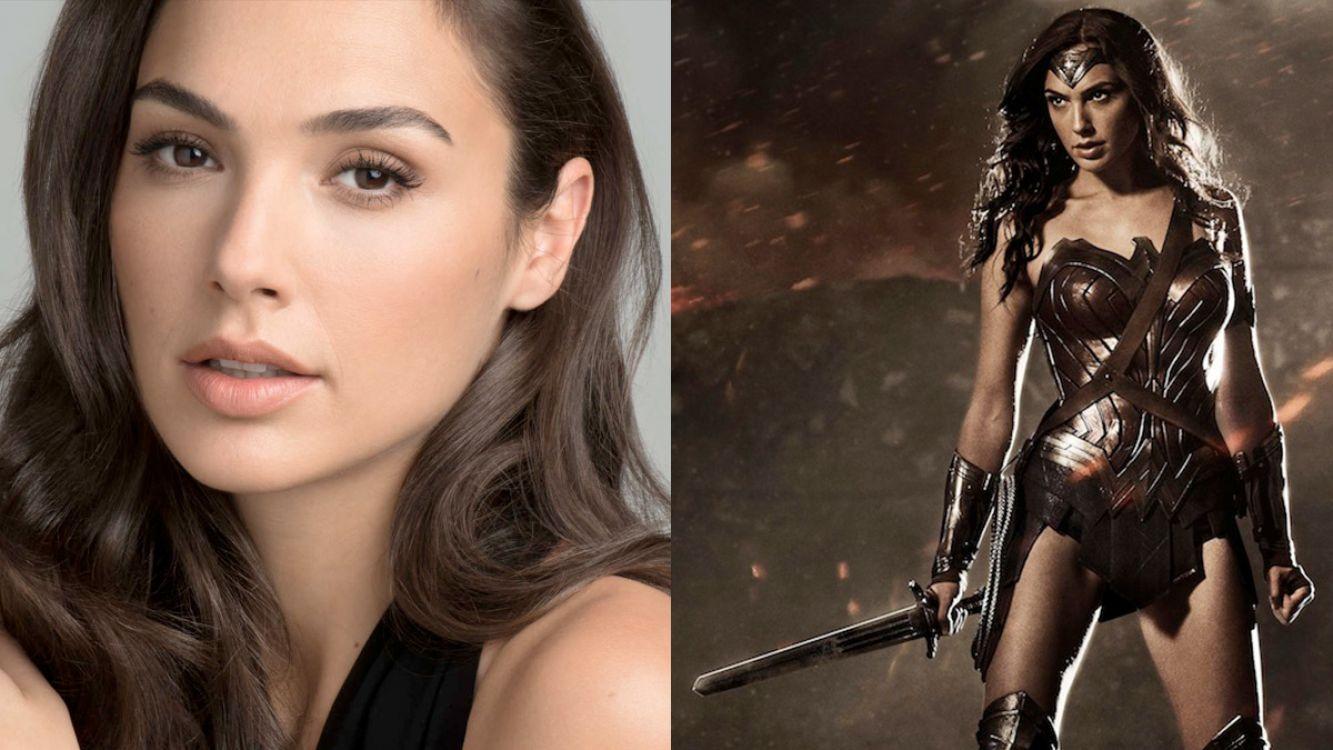 Gal Gadot actriz israelí que encarnará la Mujer Maravilla 2017