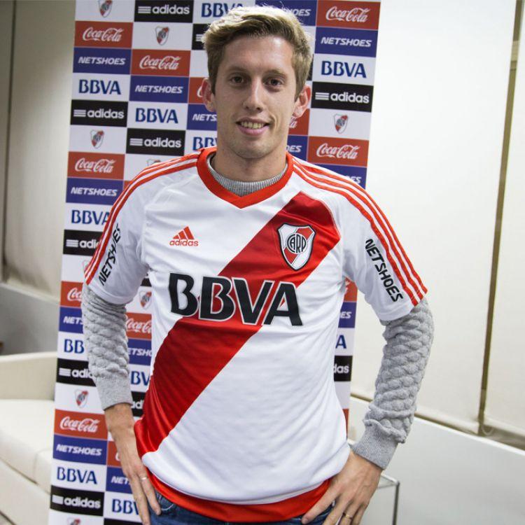 Iván Rossi, nuevo jugador de River PLate