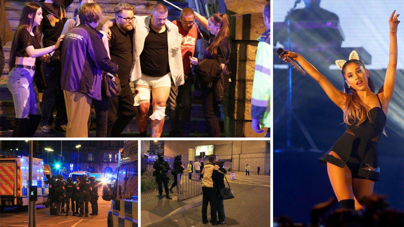 El ISIS se adjudicó el atentado en el Manchester Arena donde fue el recital de Ariana Grande