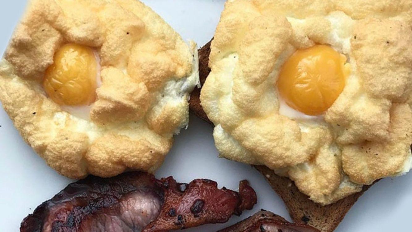 Huevos nube, ¿qué son y como se preparan?