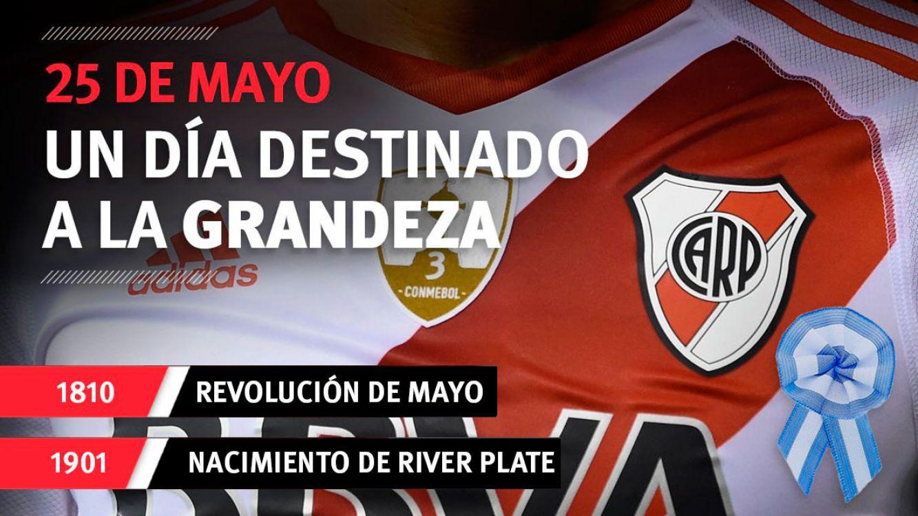 River Plate cumplió 116 años como institución