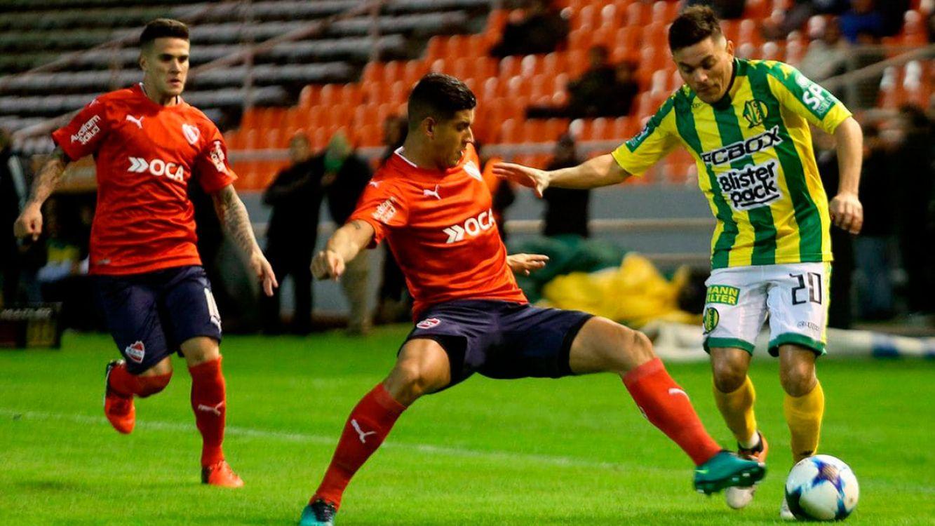 Independiente no le pudo ganar a Aldosivi y se perdió dos puntos en Mar del Plata