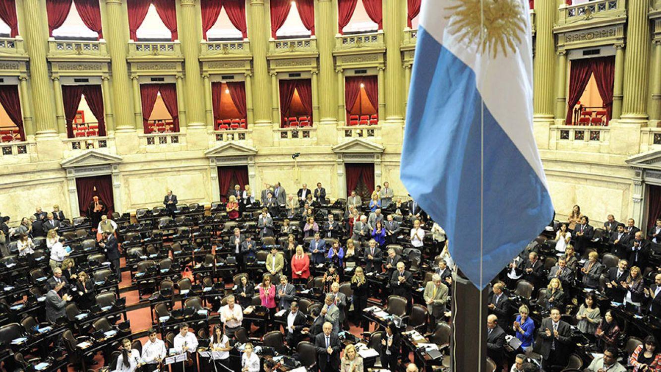 Marcos Peña presenta el informe de gestión de gobierno en Diputados