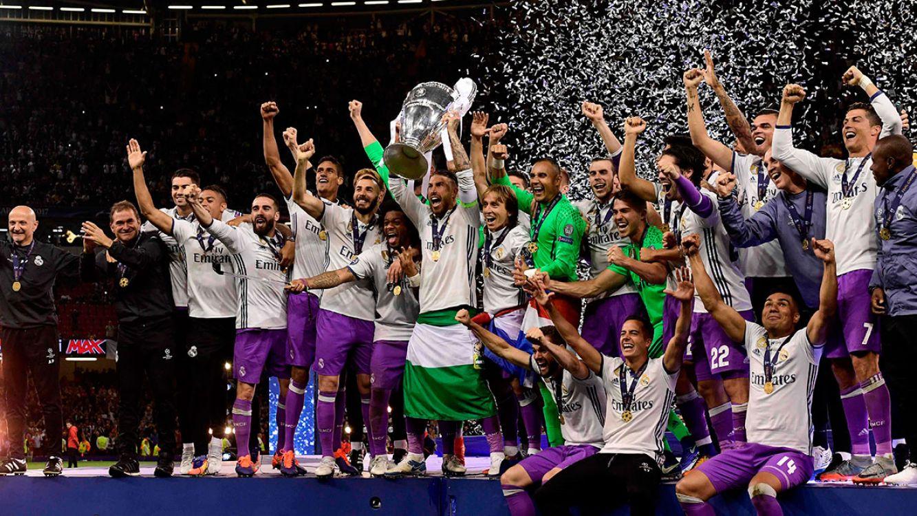 Real Madrid campeón de la Champions League! Goleó 4-1 a la Juventus en Cardiff