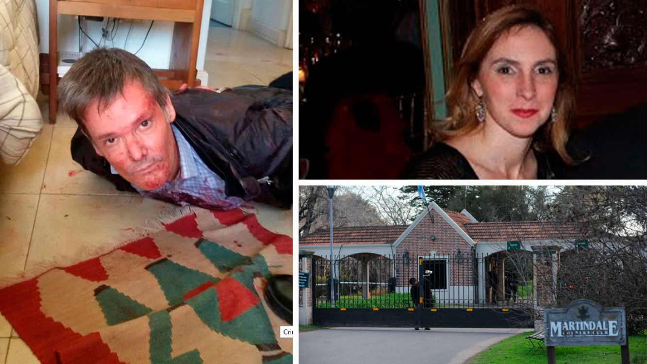 Condenaron a Fernando Farré a prisión perpetua por el crimen de su esposa