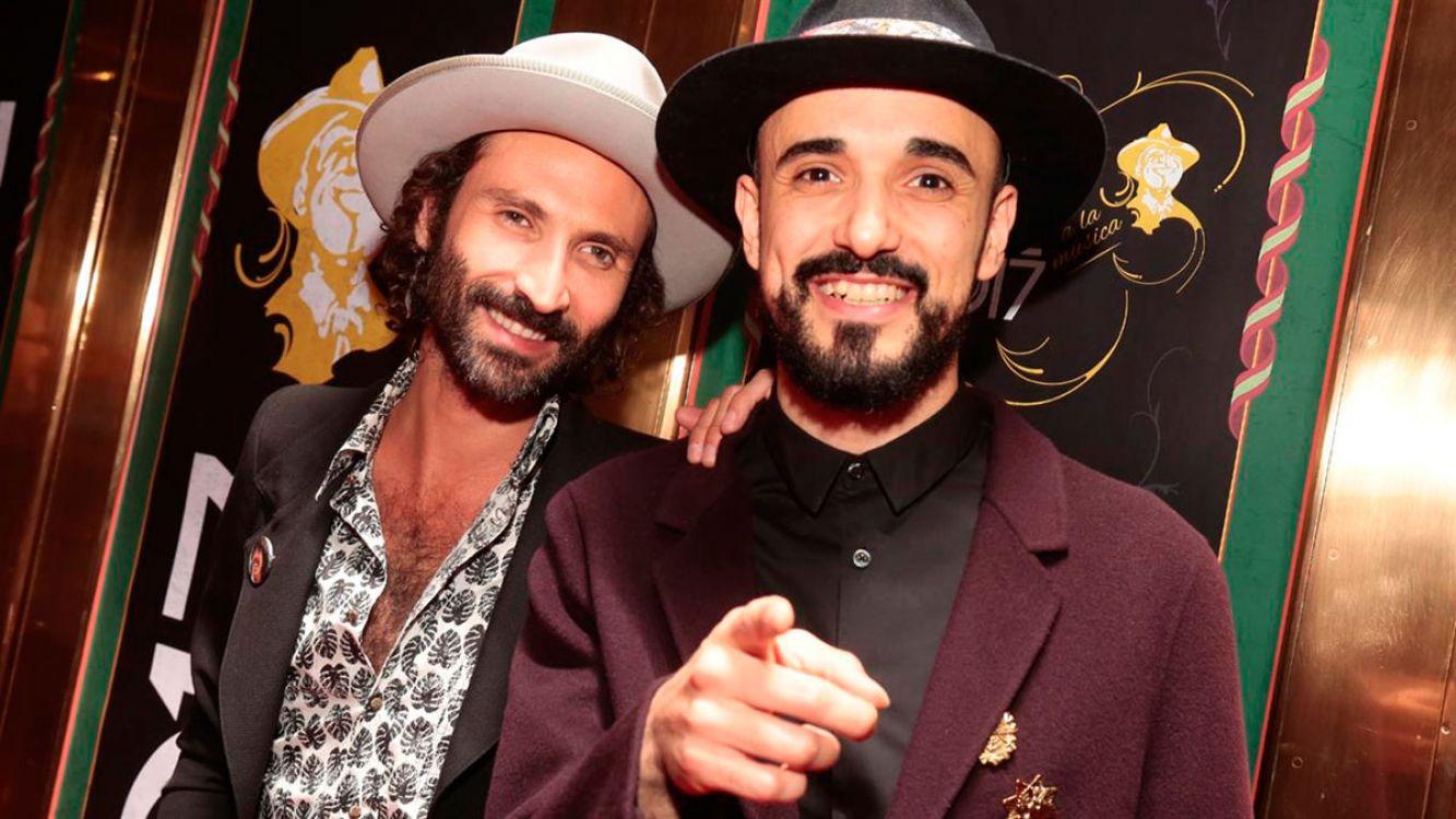 Abel Pintos, ganador por tercera vez del oro en los Premios Gardel 2017