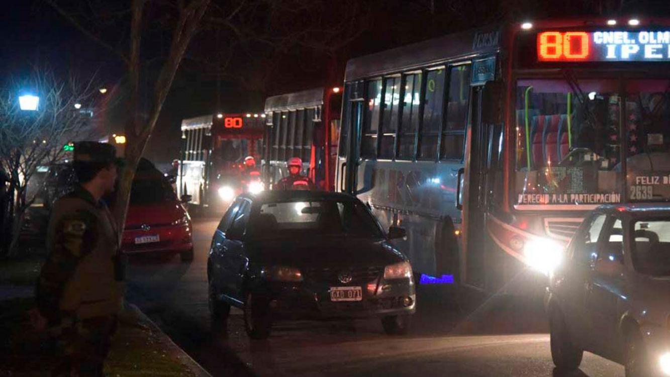 Levantaron el paro de transporte en Córdoba. Luego de ocho días, los choferes lo anunciaron