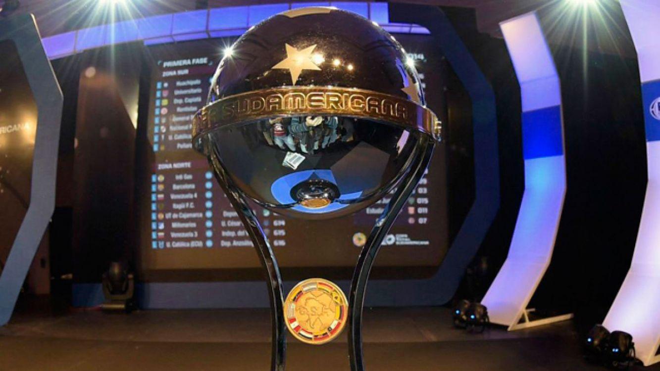 Sorteo de la Copa Sudamericana: Conocé como se jugará la próxima fase