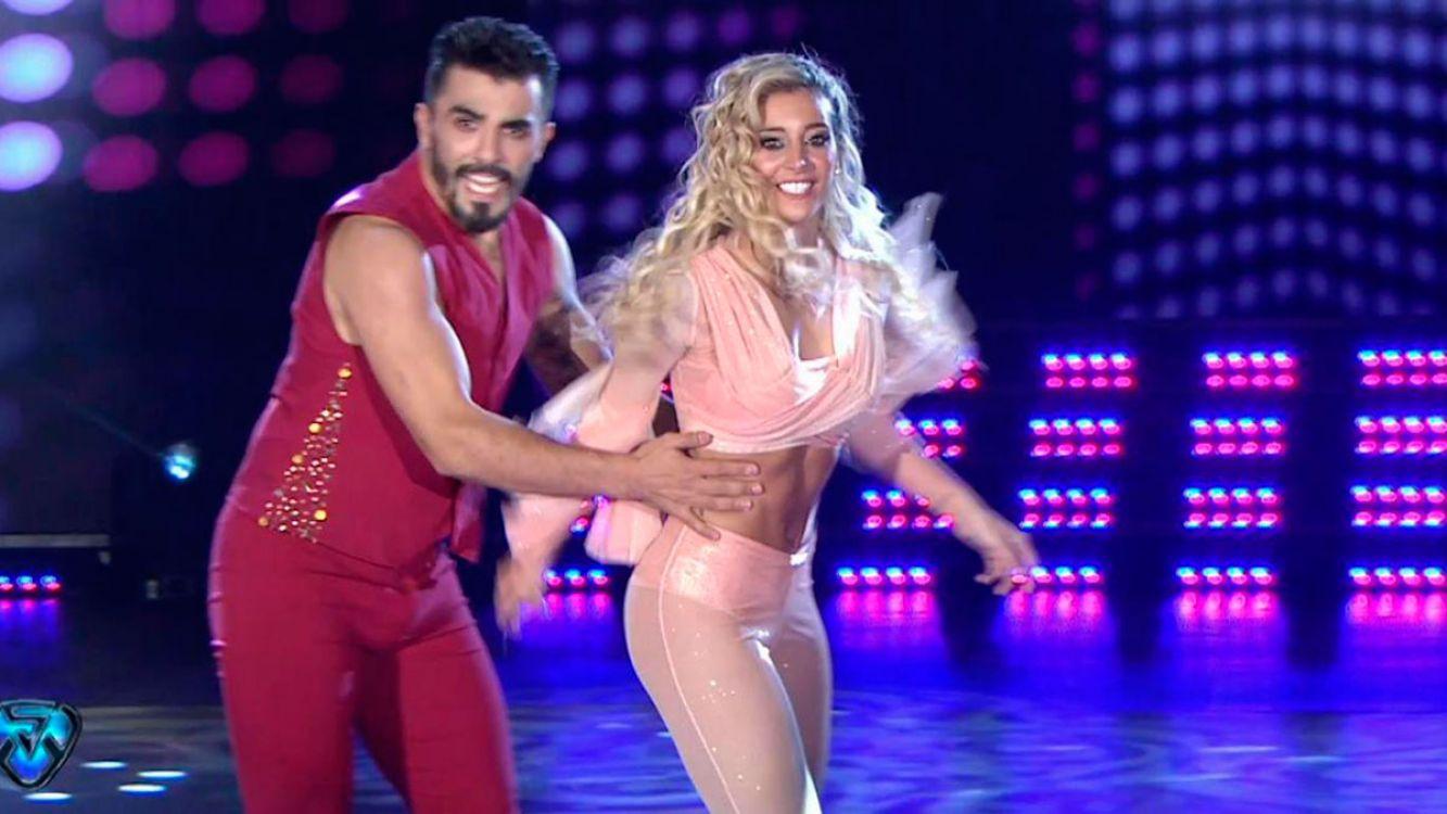 Debut exitoso de Sol Pérez en el Bailando