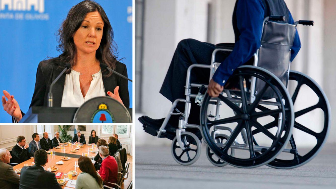 El ministerio de Desarrollo Social frena la masiva baja de pensiones por discapacidad