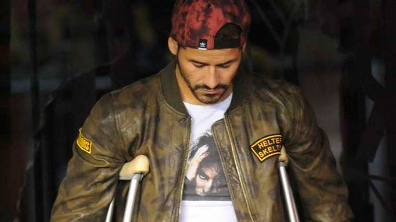 Operarán a Rodrigo Mora por la necrosis de cadera