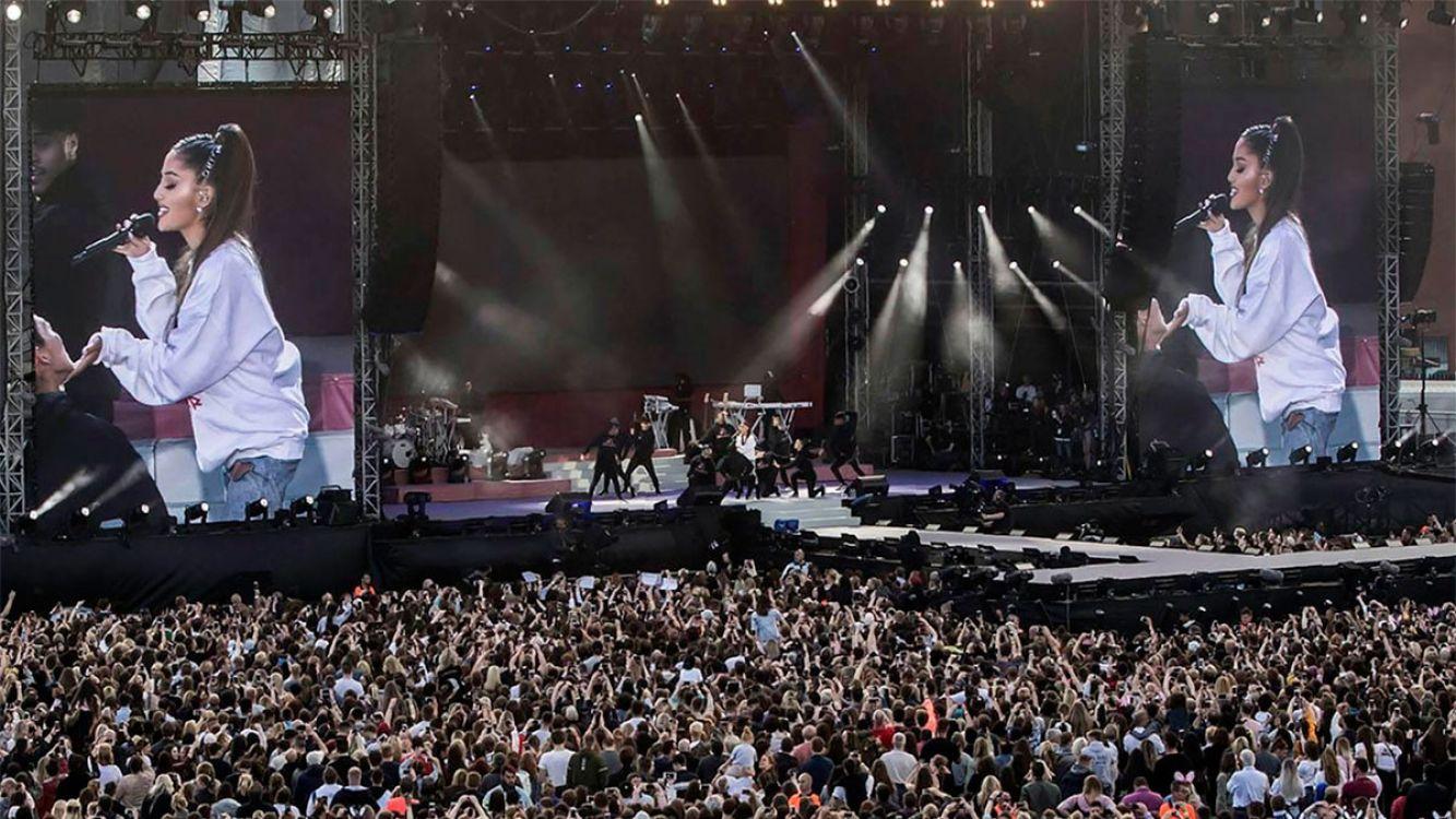 Ariana Grande en Buenos Aires