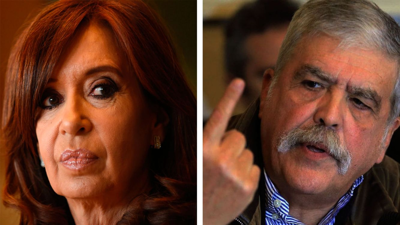 Cristina Kirchner / Julio De Vido