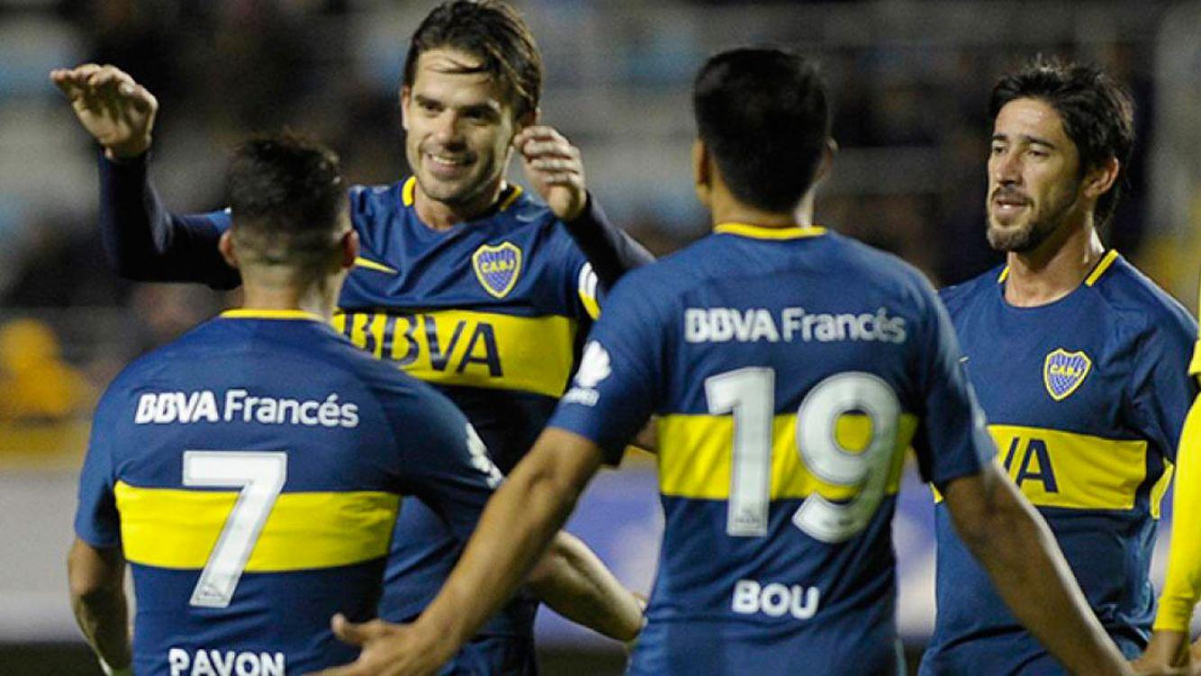 Amistoso: A las las 20.30, Boca vs Banfield en Salta