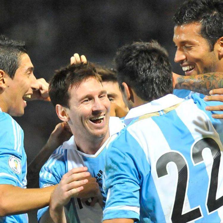 Argentina se mantiene en el TOP 1 del ranking mundial.