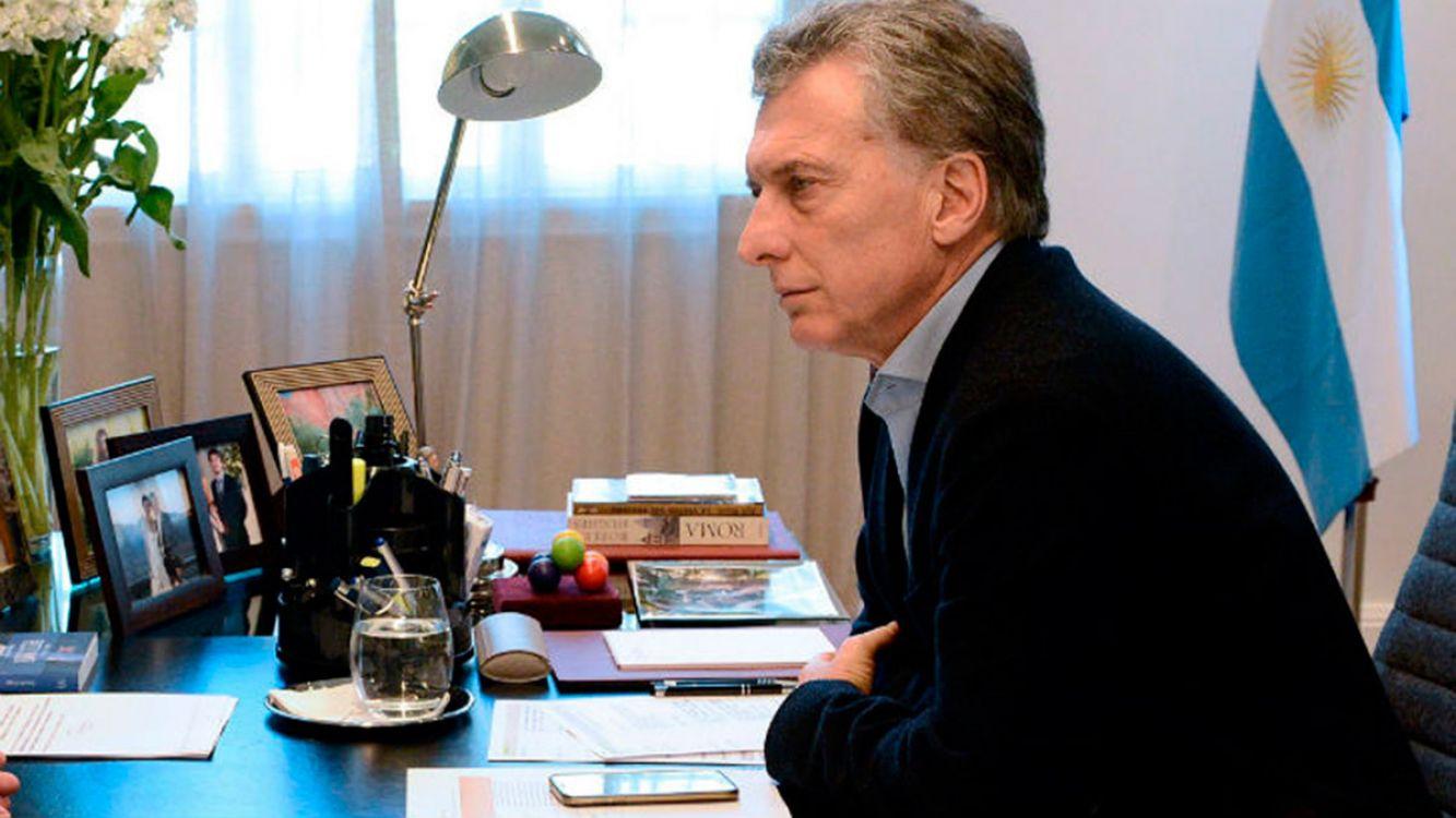 Denuncian que familiares y funcionarios de Mauricio Macri blanquearon 132 millones de dólares