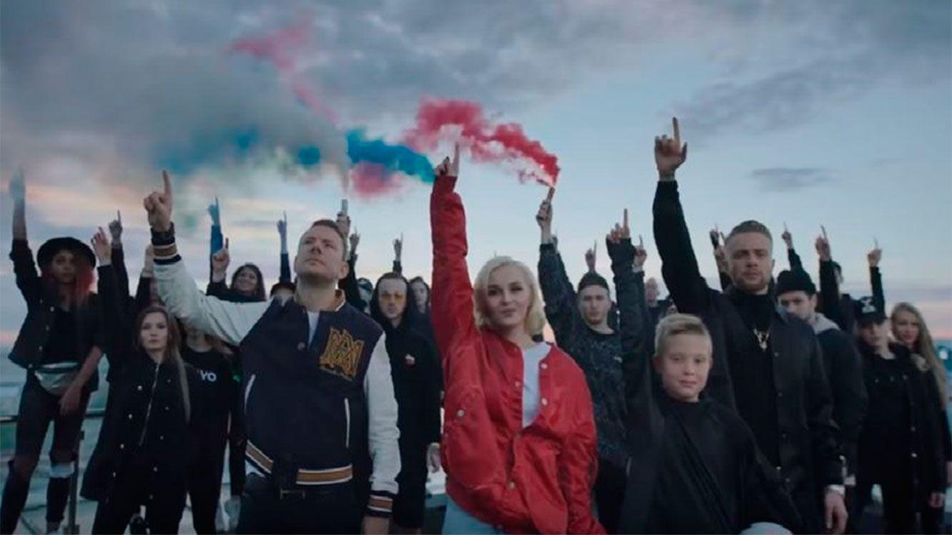 Mirá el video de la Canción Oficial FIFA Rusia 2018