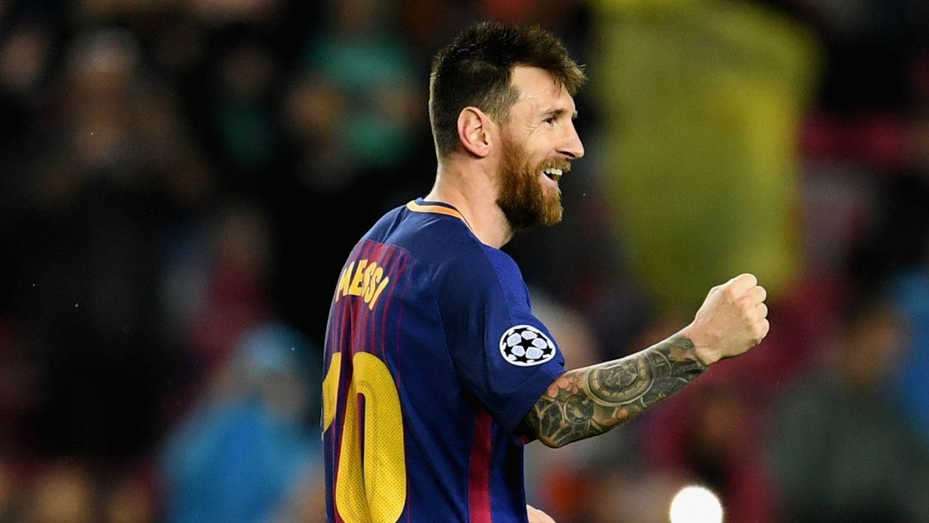 Messi tiene un desempeño exorbitante en el torneo más importante de Europa.