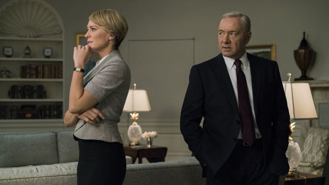 House of Cards tendrá su ansiado final sin Kevin Spacey
