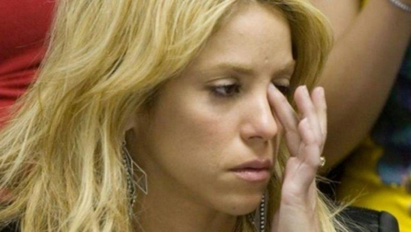 Shakira atraviesa un momento complicado