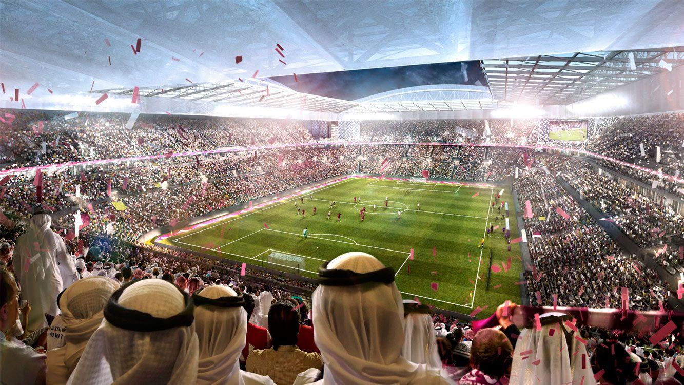 Desde Qatar la respuesta es negativa, debido a la inversión multimillonaria que se ha realizado en estadios hasta el momento.