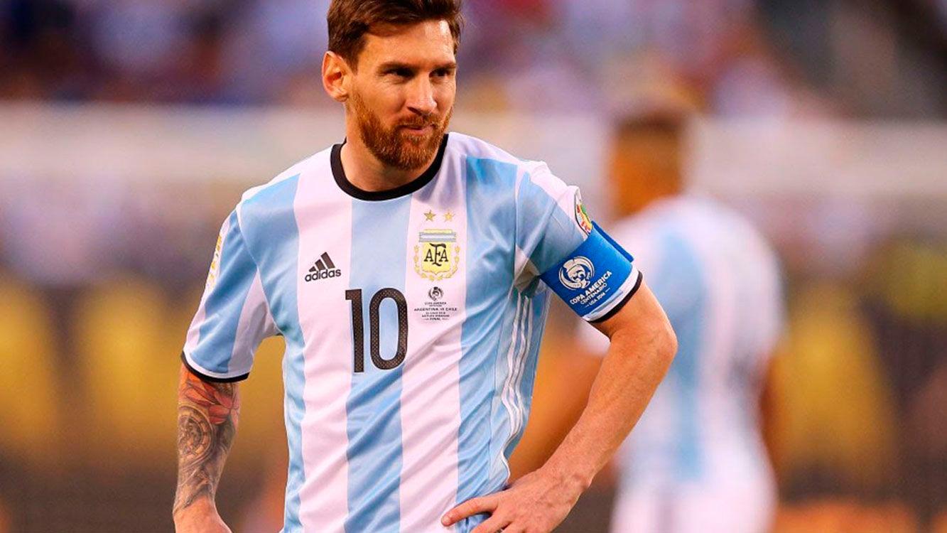 Para Messi, es el último Mundial en el que participará con la celeste y blanca.