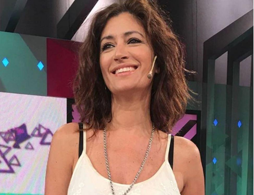 Carla Conte mostró su lomazo sin retoques y se lo dedicó a Sol Pérez