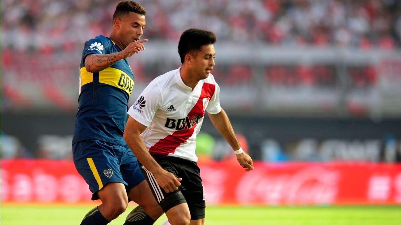 """""""La única vez que Boca y River disputaron una final de torneo ocurrió en diciembre de 1976""""."""