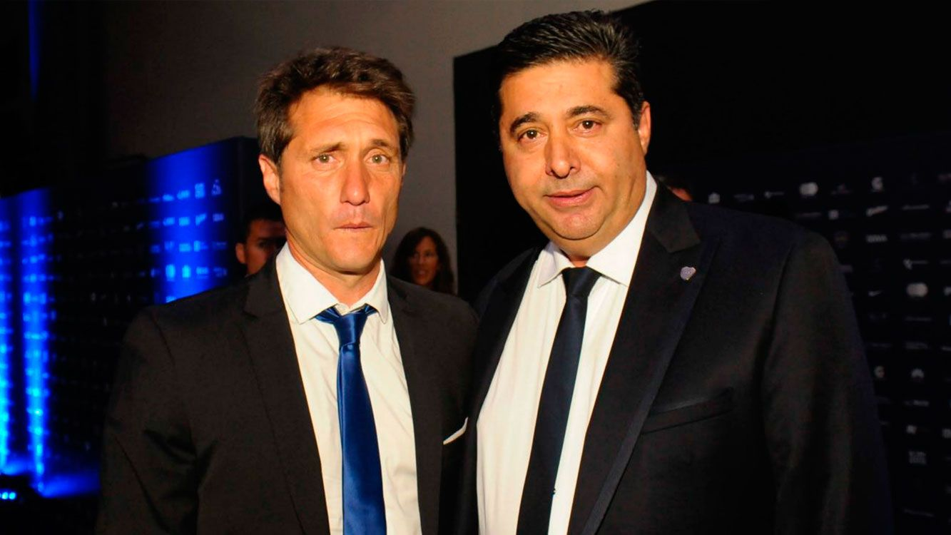 El presidente y el dt de Boca Juniors, comienzan a planear un año lleno de competencias para el xeneize.