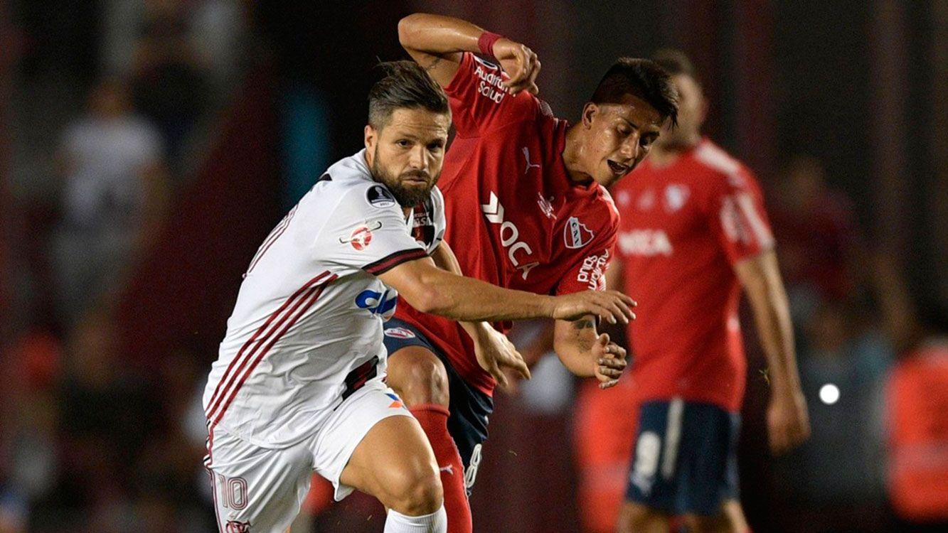 Final de Copa Sudamericana: Independiente vs Flamengo en Río de Janeiro