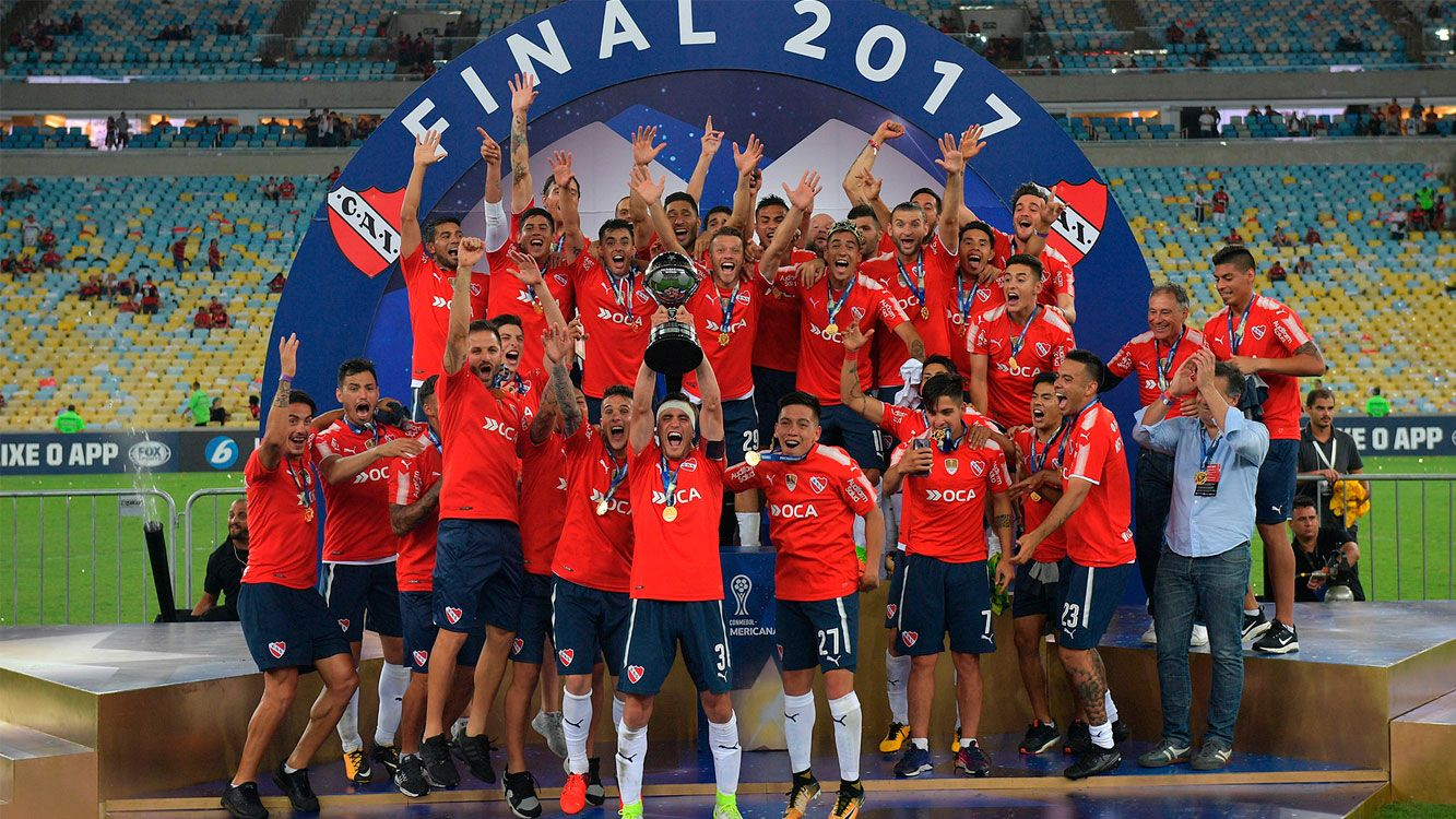 El rojo volvió a conseguir un título internacional y acaba un año redondo.