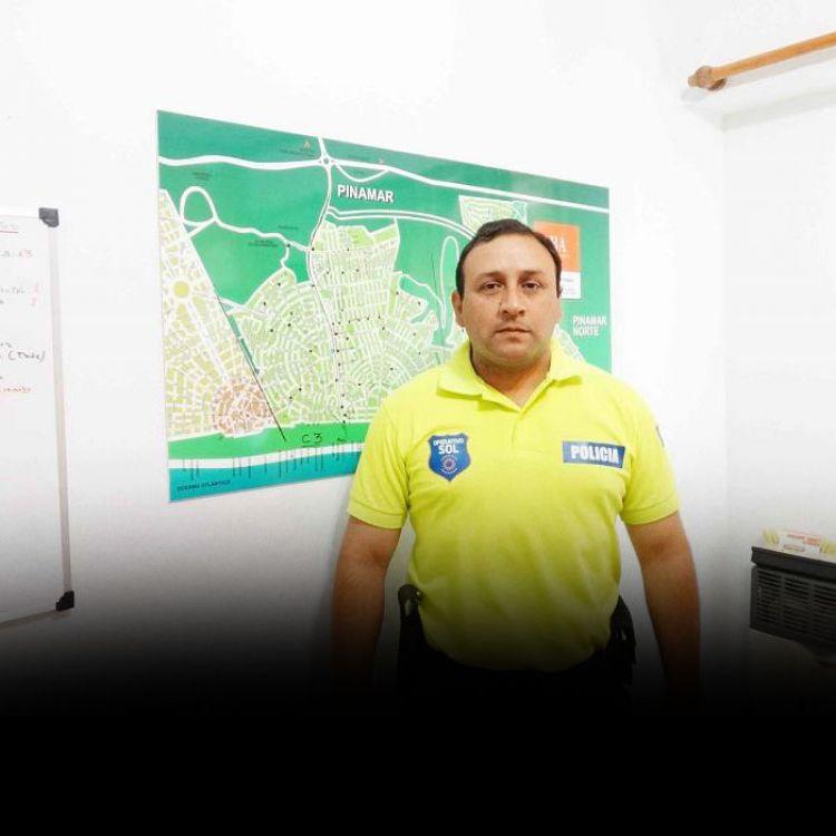 """Les robábamos relojes, teléfonos... Me cansé de robarle a la gente"""", afirmó el ex jefe de la Estación de Policía Comunal de Pinamar,"""